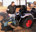 How To Plow With A Compact Tractor