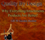 Everything Attachments GB50 Quality By Design™
