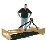 Land Leveler - 3 PT Hitch