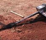 Bradco 625 Skid Steer trencher