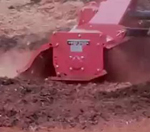 Everything Attachments Chain Drive Tiller in Action