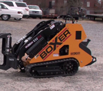 Remote Controlled Mini Skid Steer